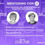 Encuentro digital - Mentoring con PI